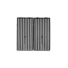 "19.25"" x 6"" Cast Iron Cooking Grids"