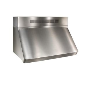 """Centro - 54"""" Stainless Steel Pro-Style Range Hood with internal/external blower options"""