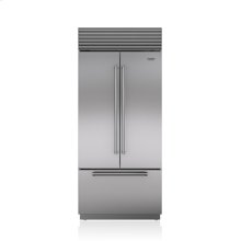 "36"" Classic French Door Refrigerator/Freezer with Internal Dispenser"