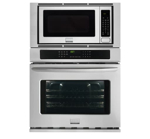 Electric Wall Oven Microwave