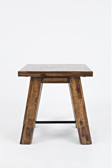 Cannon Valley Trestle End Table