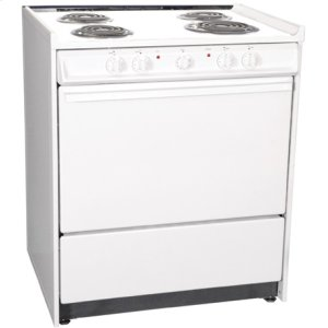 "Brown30"" Free Standing Electric Range"