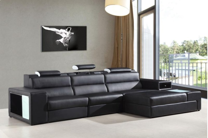 Awesome Vgev5022Bblk In By Vig Furniture In Dallas Tx Divani Casa Alphanode Cool Chair Designs And Ideas Alphanodeonline