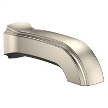 Guinevere® Wall Spout - Brushed Nickel