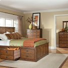 Oak Park Captains Bed Product Image