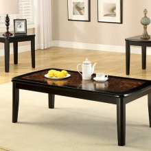 Hartly 3 Piece Coffee Table Set