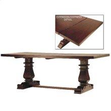 Lauren Extension Dining Table