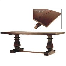 Lauren Extension Dining Table