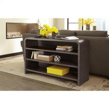 Precision - Console Table - Umber Finish