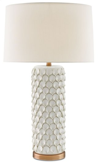 Calla Lily Table Lamp - 31h