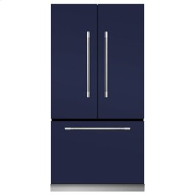 Mercury French Door Counter-Depth Refrigerator - Mercury French Door Refrigerator - Matte Black