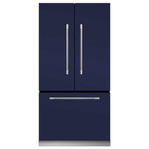 Mercury French Door Counter-Depth Refrigerator - Mercury French Door Refrigerator - Gloss Black