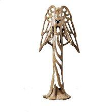 Open Work Angel Statue.