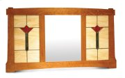 Grant Tulip Wall Mirror Product Image