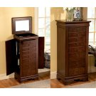 "Louis Philippe ""Marquis Cherry"" Jewelry Armoire Product Image"