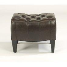 Winslet Leather Ottoman