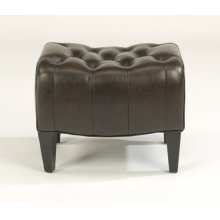 Winslet Leather Ottoman