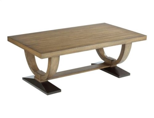 Trestle Dining Table - Complete