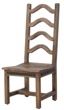 Laguna Chair W/Wood Seat