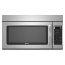 1.7 cu. ft. Over-the-Range Microwave with Sensor Cooking - stainless steel