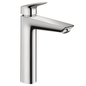 Chrome Single-Hole Faucet 190 with Pop-Up Drain, 1.2 GPM