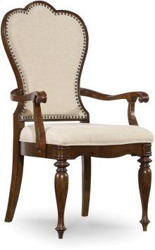 Leesburg Upholstered Arm Chair
