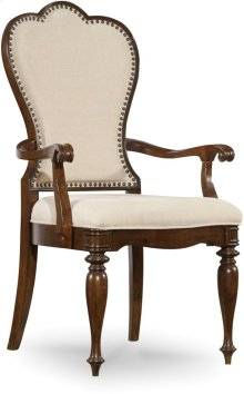 Leesburg Upholstered Arm Chair
