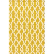 Goldenrod / Ivory Rug