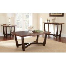 "Kenzo Sofa Table, 48""x20""x30"""
