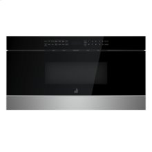 "NOIR 30"" Under Counter Microwave Oven with Drawer Design"