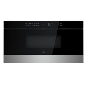 "Jenn-AirNOIR 30"" Under Counter Microwave Oven with Drawer Design"