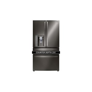 LG Appliances23 cu. ft. French Door Counter-Depth Refrigerator