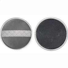 """Type Xh2 Non-Ducted Replacement Charcoal Filter 8.0"""" Diameter x .059"""""""