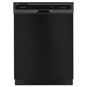 AMANADishwasher with Triple Filter Wash System - black