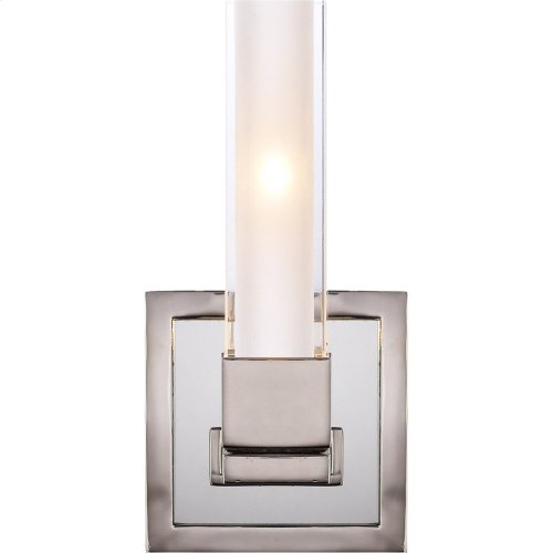 Visual Comfort S2150PN-CG Ian K. Fowler Kendal 1 Light 5 inch Polished Nickel Decorative Wall Light