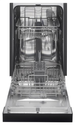 """Danby 18"""""""" Stainless Built-In Dishwasher"""