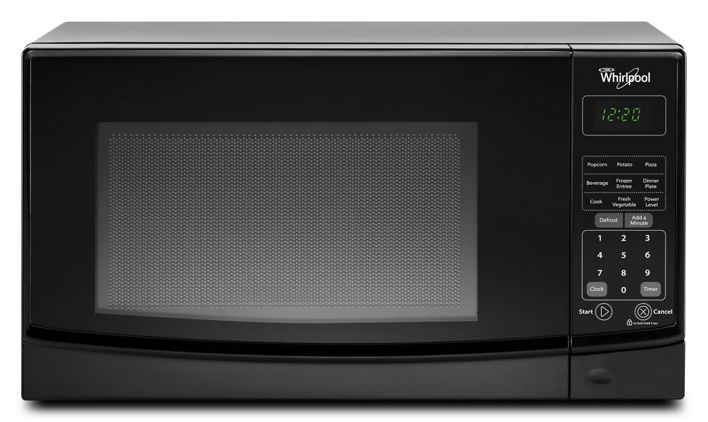 Whirlpool® 0.7 cu. ft. Countertop Microwave with Electronic Touch Controls