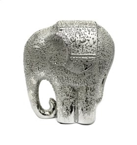 Silver Indian Elephant
