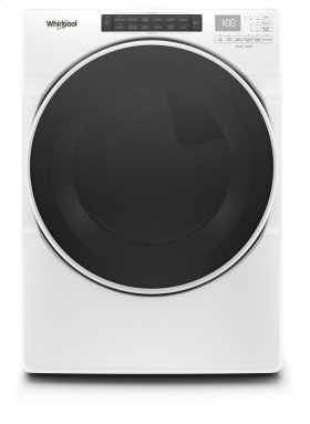 7.4 cu. ft. Front Load Gas Dryer with Steam Cycles