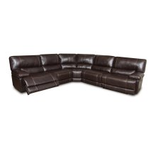 AF800 - Roman Chocolate 6PC Sectional