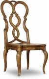 Auberose Splatback Wood Seat Side Chair