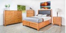 Sapphire Storage Bed