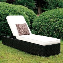 Albee Ii Patio Chaise W/ Pillow