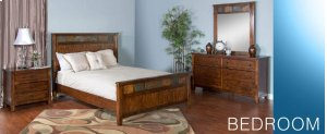 Sante Fe Eastern King Bed