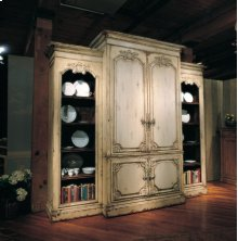 Bordeaux 3 Piece Home Entertainment Center