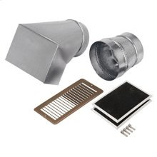 Optional Non-Duct Kit for Broan PM500SS Power Pack