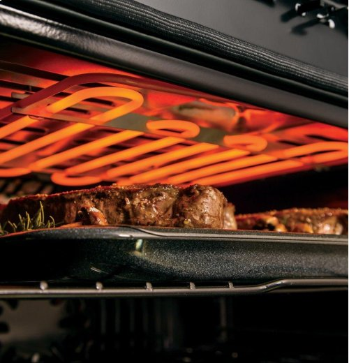 """SD-GE Profile™ Series 30"""" Built-In Double Wall Oven with Convection"""