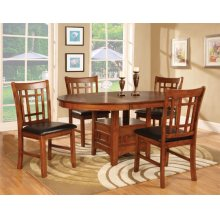 Oak Dining Set