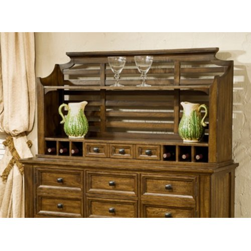 Sideboard Hutch