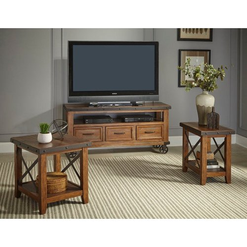 Bedroom - Taos TV Console